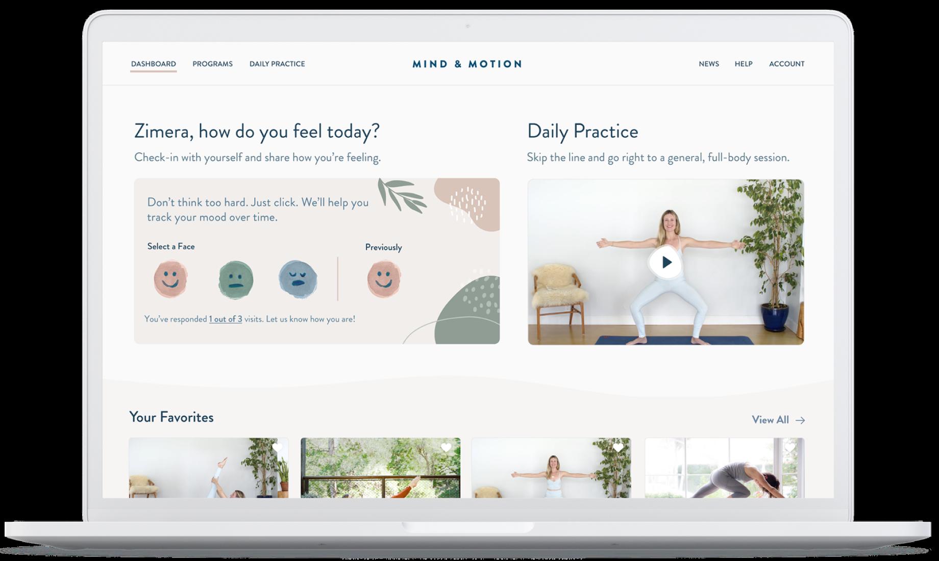 online pilates training